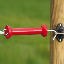 Gate handles