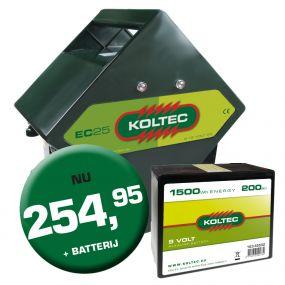 Energiser KOLTEC EC25 0,25 J