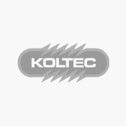 Kunststof isolator - 60mm paal