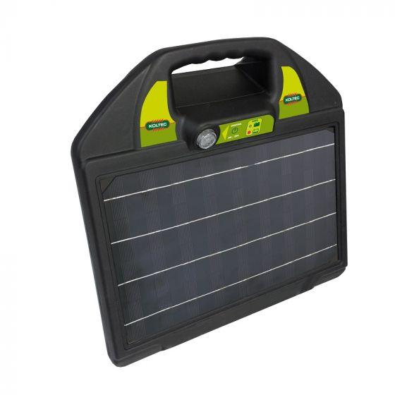 MS25 mobile solar fencer