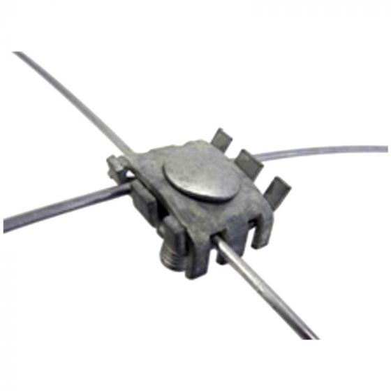 W-wire clamp