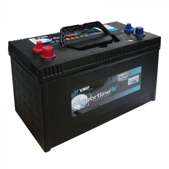 Traction battery, double pool,