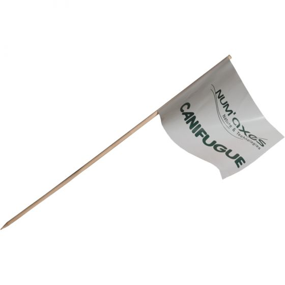 Set of 10 flags