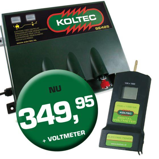 Energiser KOLTEC SE425 mains