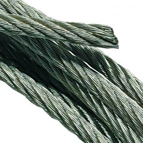 Wire, INOX316, twined 7*19