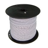 Rope elastic on a 25 m coil