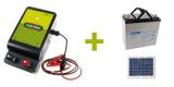 Solar kit KOLTEC PG100