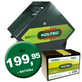 Energiser KOLTEC EC20 0,2 J