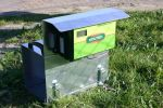 Box to carry wet cell battery