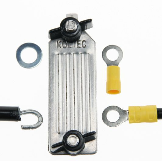 Conn. kit for tape/HT-cable